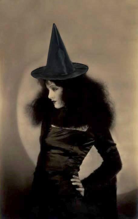 Myrna Loy witch