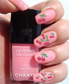 ... on Pinterest | Cherries, Cherry nails and Chocolate covered cherries