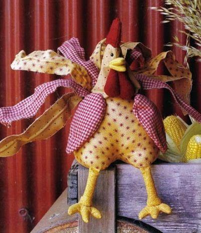 петух. игрушка - Самое интересное в блогах