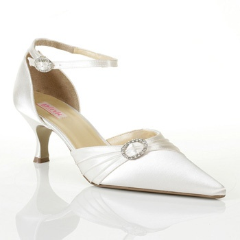 The Sunrise Wedding Shoes By Pink Paradox Are For New Paradise Low Heel Collection