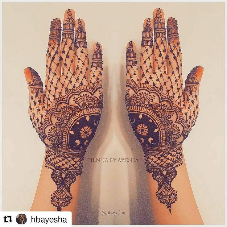 #followus@hennafamily #hennafamily  #Repost @hbayesha  Tag someone who will like this! :) #henna #hennatattoo #art #mehendi #indianbride #pakistanibride #love #instagood #instahenna #slay #lit #dope #jaguaink #tattoo #artist #floral #traditional #asianbride #hennaonfleek #hennafun #gulfhenna #dulhaanddulhan #hennainspire #hudabeauty #trending @7anaya_mariam @7enaxx @hudabeauty @bridal_dreams @bodmonzaid @inspirationalhenna @indian_wedding_inspiration @hennalookbook @instagram @hennainspire…