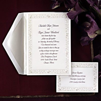 Weddinginvitation Wording for beautiful invitations sample