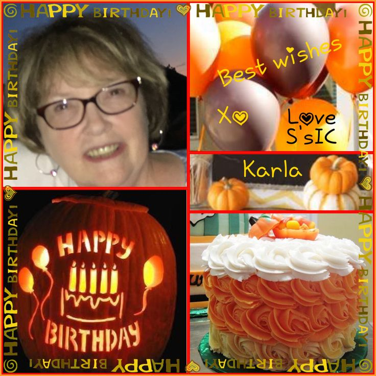 Happy, Happy Birthday Dear Friend! We have many fond Pinafriend memories and I am so blessed! Love and smiles, ¥!ck!£ Hey Sister's ! Help me wish Karla a Happy Birthday!