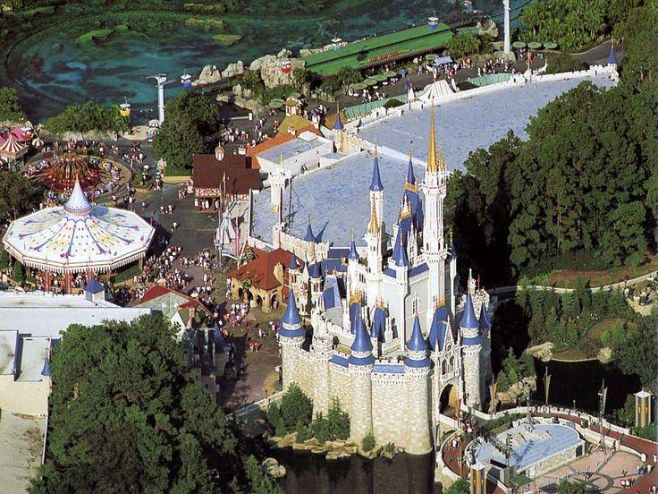 Disney in Florida or Florida's Disney?