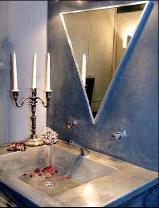 les 20 meilleures images du tableau nettoyage du zinc de la cuisine au jardin sur pinterest le. Black Bedroom Furniture Sets. Home Design Ideas