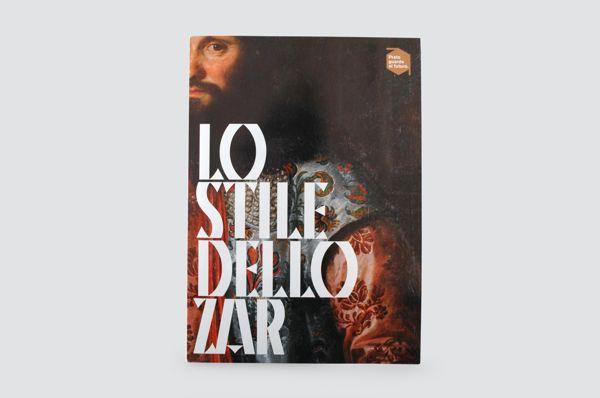 Lo stile dello Zar — Exhibition by Alessio Romandini, via Behance