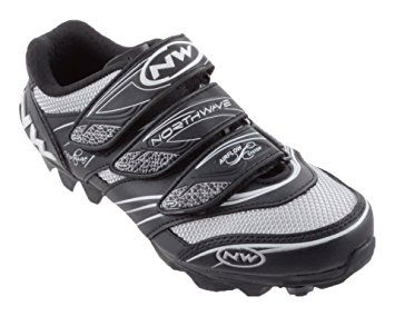 Northwave Maya Women's MTB Shoes Black Silver EU 42.5