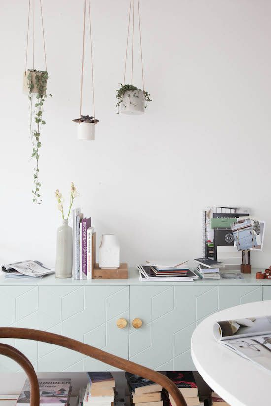 Ordinary attic to a fab work studio in Holland. Avenue Lifestyle