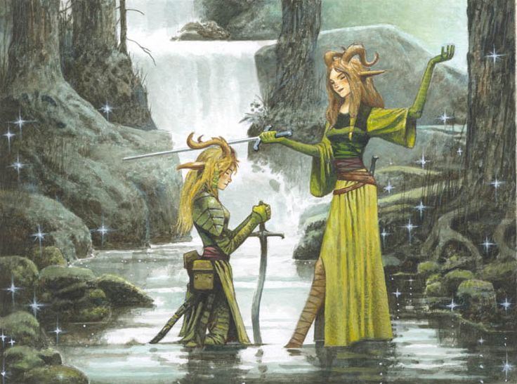 Elves: Fun Costumes, Character Inspiration, Shadowmoor Elves, Magic Cards, Art Elves, Costumes Design, Art Fantasy, Art Sake, Fantasy Costumes