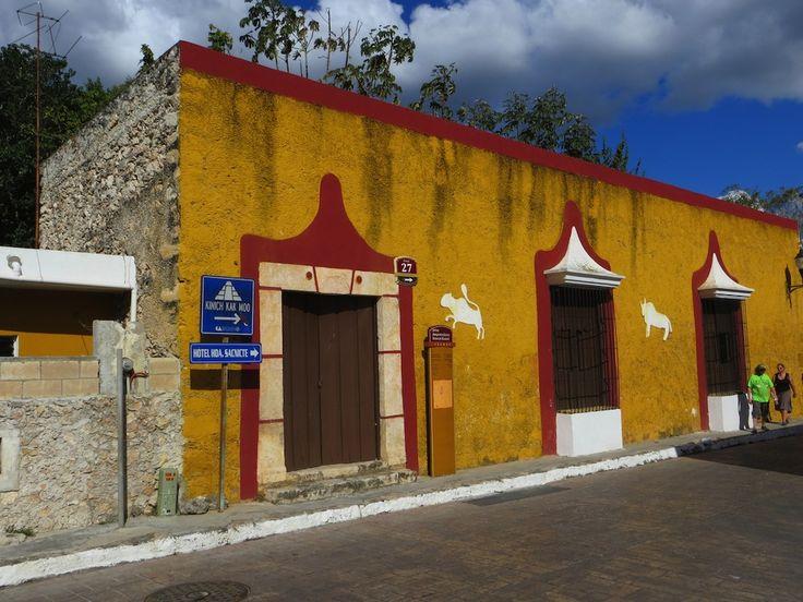Izamal, Messico