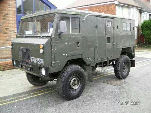 Land Rover 101
