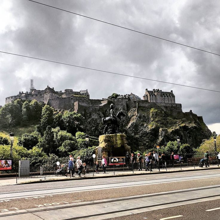Having a great time so far in #Edinburgh. I came to #Scotland for the Whisky but I am also really enjoying this beautiful city.