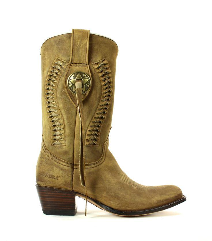 13394 - Sendra - Nijhof Schoenen · Cowboy BootDenim ...