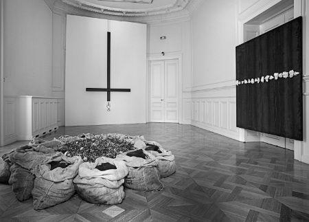Jannis Kounellis - Museum of Cycladic Art , Athens, Greece