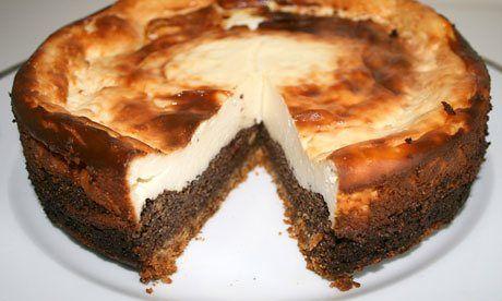 Poppyseed cheesecake