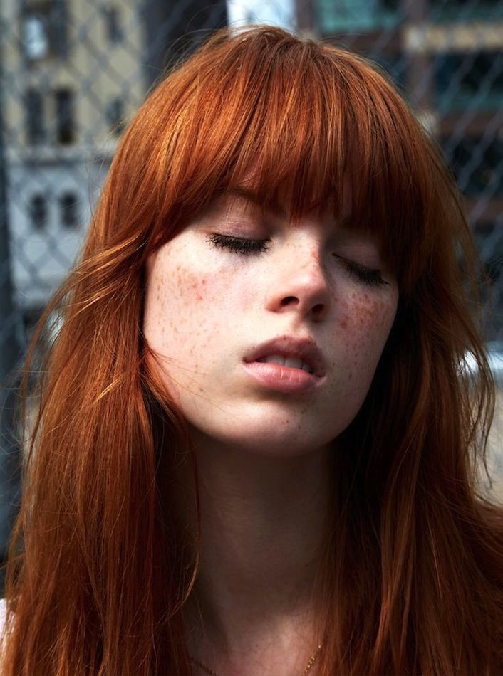 Hair Inspiration: 9 Stunning Redheads (via Bloglovin.com )