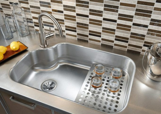 Honestly I Must Have Been A Rug Dealer In A Past Life Or At Least That S What I Tell Myself As The Kitchen Sink Design Corner Sink Kitchen Best Kitchen Sinks