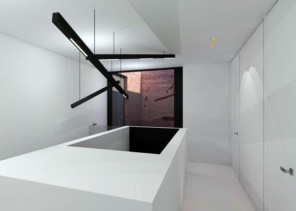 67 best Woningen images on Pinterest Modern homes, Modern houses - k chenarmatur mit schlauchbrause