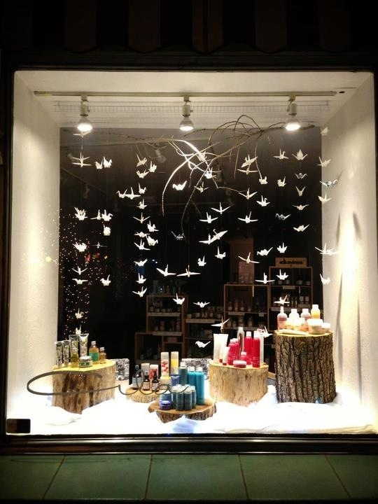 225 best Holidays window display images on Pinterest ...