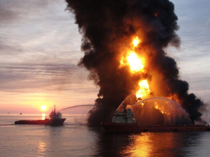Derrame de Petróleo BP / 2010 / Nat Geo