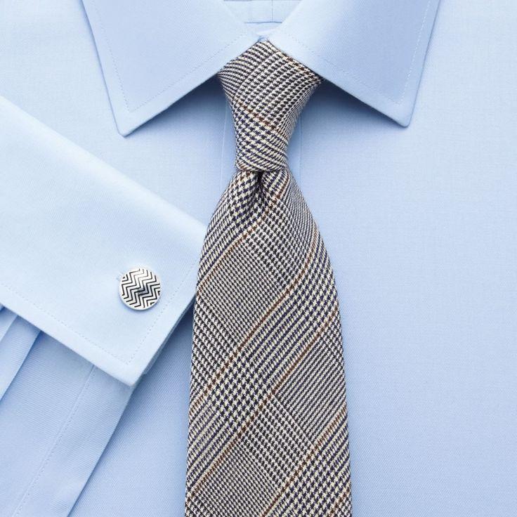 Sky Twill Non Iron Slim Fit Shirt Men 39 S Dress Shirts