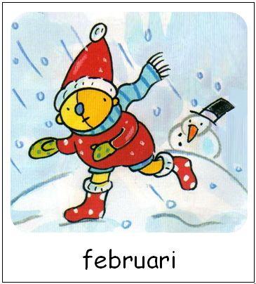 Februari   Pompom maanden