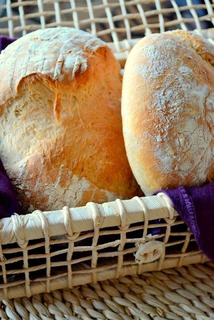 Pão Cafone - região Campânia, Itália