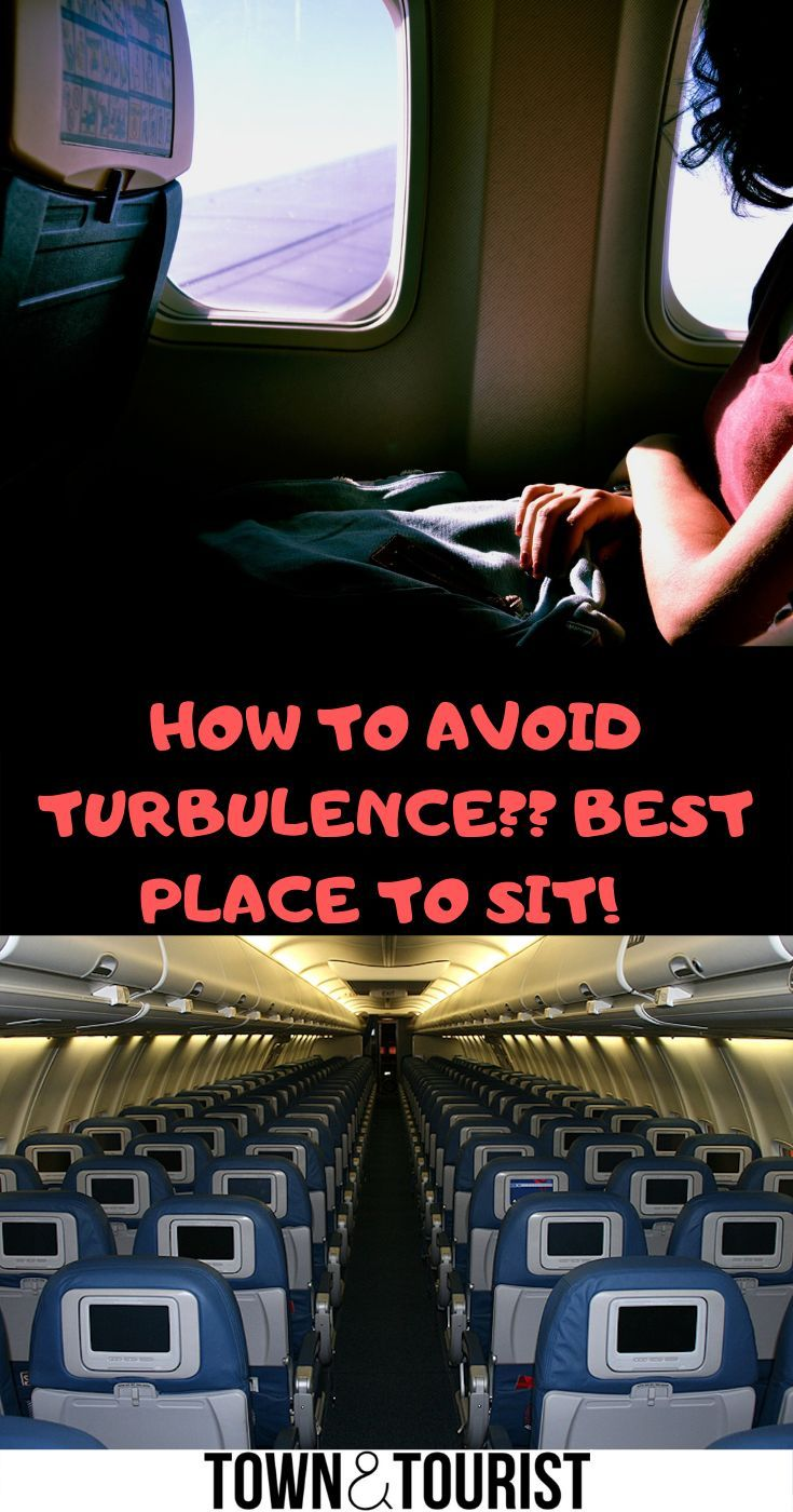 Which is the Best Plane seat to avoid turbulence/motion sickness?? Where is  the Best place to sit?? Our re…   Traveling by yourself, Travel, Top travel  destinations
