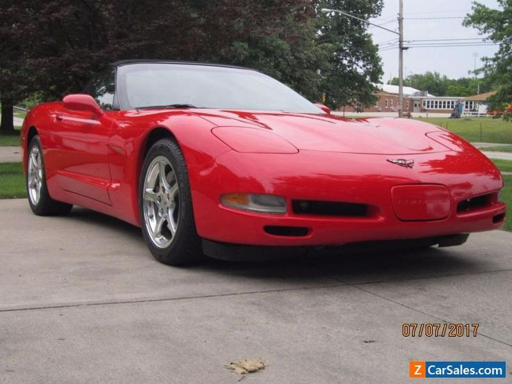 2002 Chevrolet Corvette #chevrolet #corvette #forsale #canada
