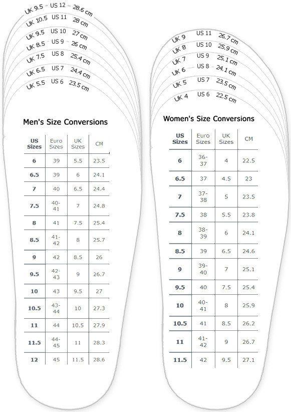 25+ best ideas about Shoe Size Chart on Pinterest | Baby shoe ...