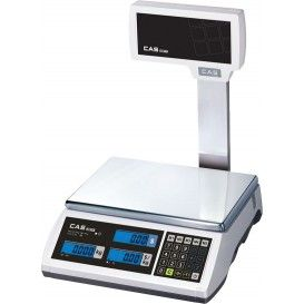 ERJP15 Scales CAS ER junior which is of 15 kg available at http://www.quickpos.com.au/scales.html