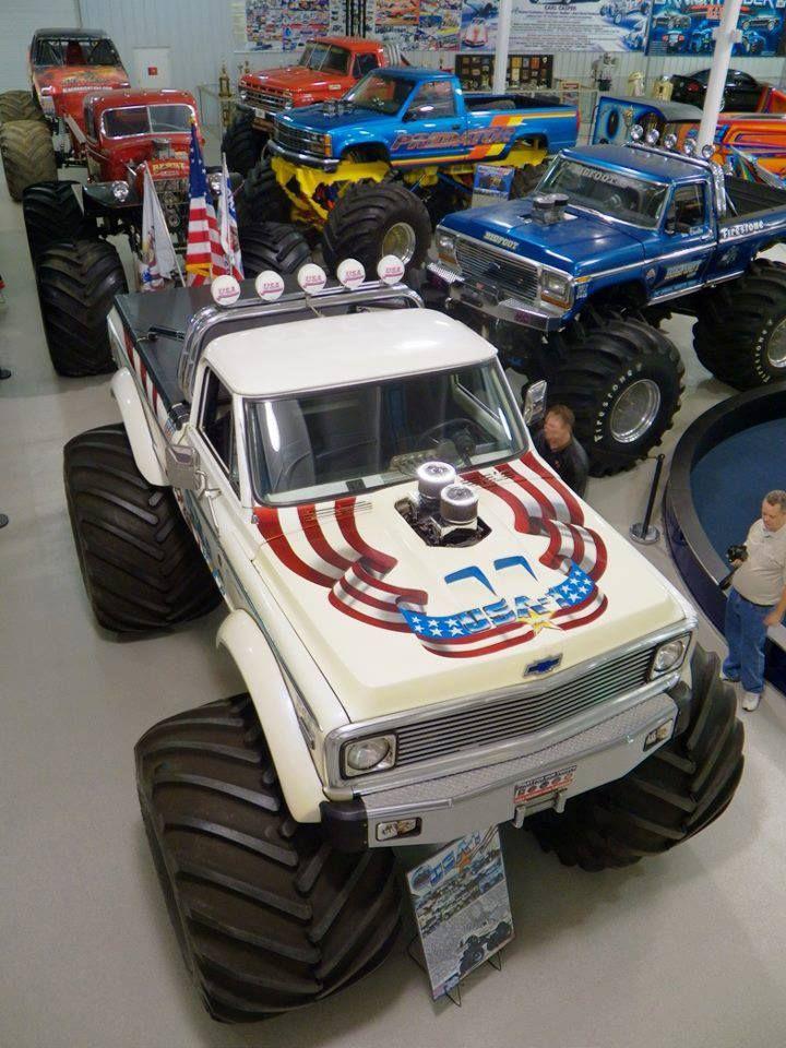 Toys For Trucks Everett : Best images about monster trucks on pinterest