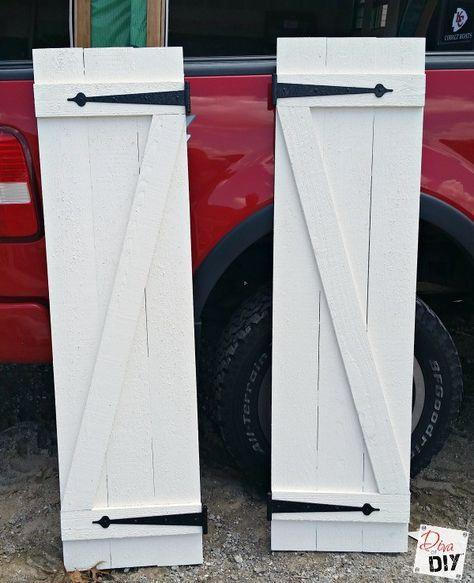 Best 20+ Rustic shutters ideas on Pinterest | Wood shutters ...