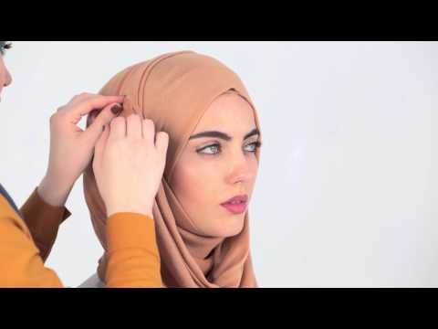 INAYAH | 3 WAYS TO WEAR INAYAH MODAL HIJABS - YouTube
