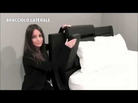 Letto Roma di Target Point