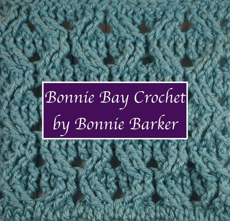 25 best Crochet Videos by Bonnie Barker images on Pinterest ...