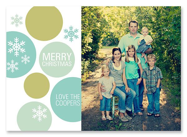 simple as that: Free Christmas Card Templates from Simple as That