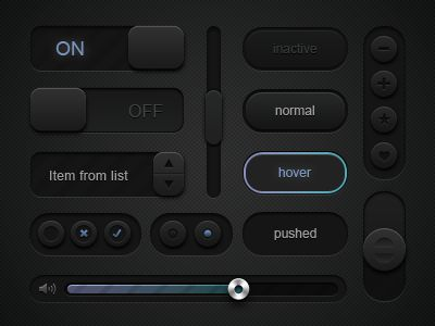 Black_ui_kit