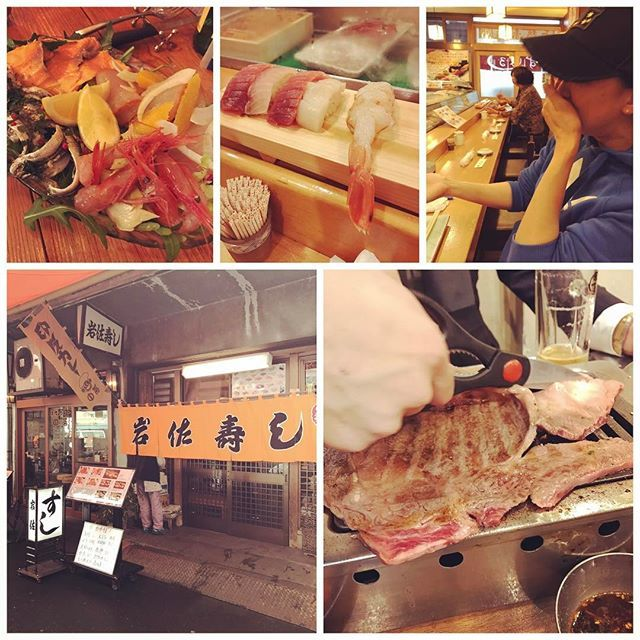 アニョーン。 怪しかったからまず日本語で 話しかけてほしいもの。 ここ日本JAPAN。 英語喋れない。#無視する 今回は汐留周辺を物色~ #築地市場#新橋 #寿司#イタリアン#肉#でぶ #ウニ食べた後の#オバさんの手📷