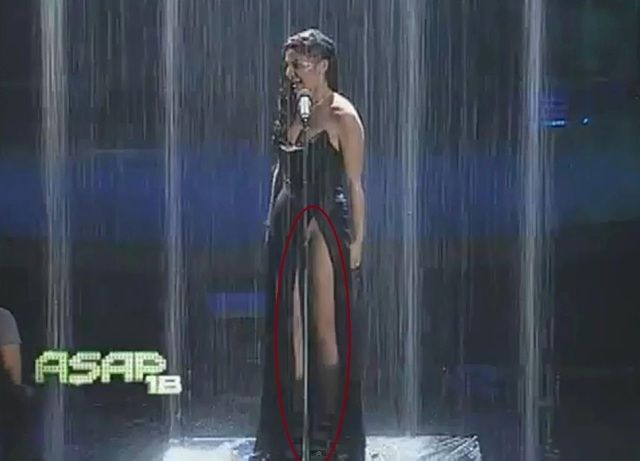 Anne Curtis No Underwear On Asap 18  Sexy On Pinoy Tv -1278