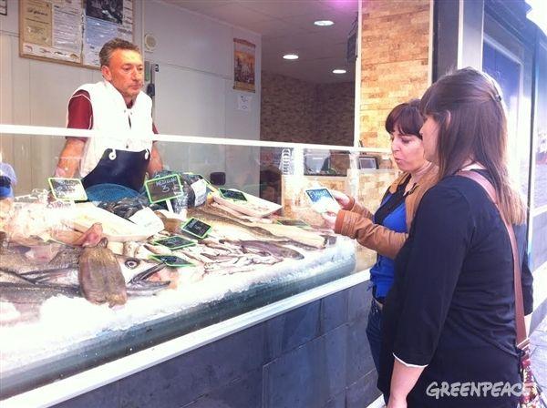 [VídeoBlog] Nos vamos a la pescadería a comprar de manera responsable ¿te vienes? | Greenpeace España