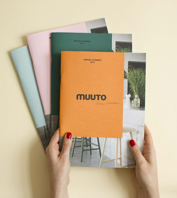 Muuto catalogue by All the way to Paris