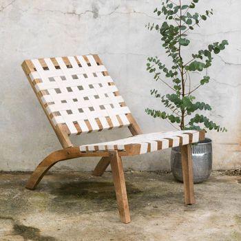 Akara Woven Chair