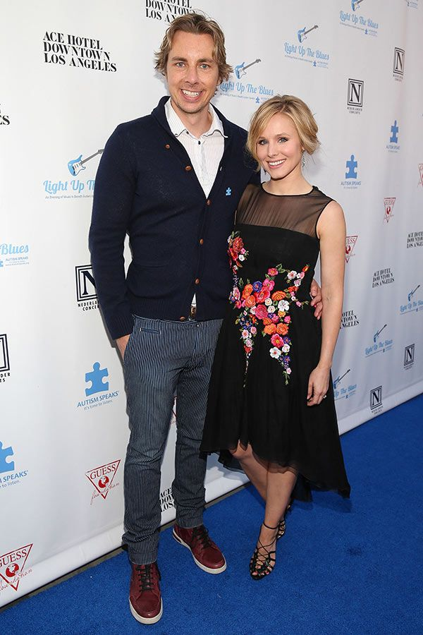 Kristen Bell Pregnant With Second Child�%u2014�Congrats