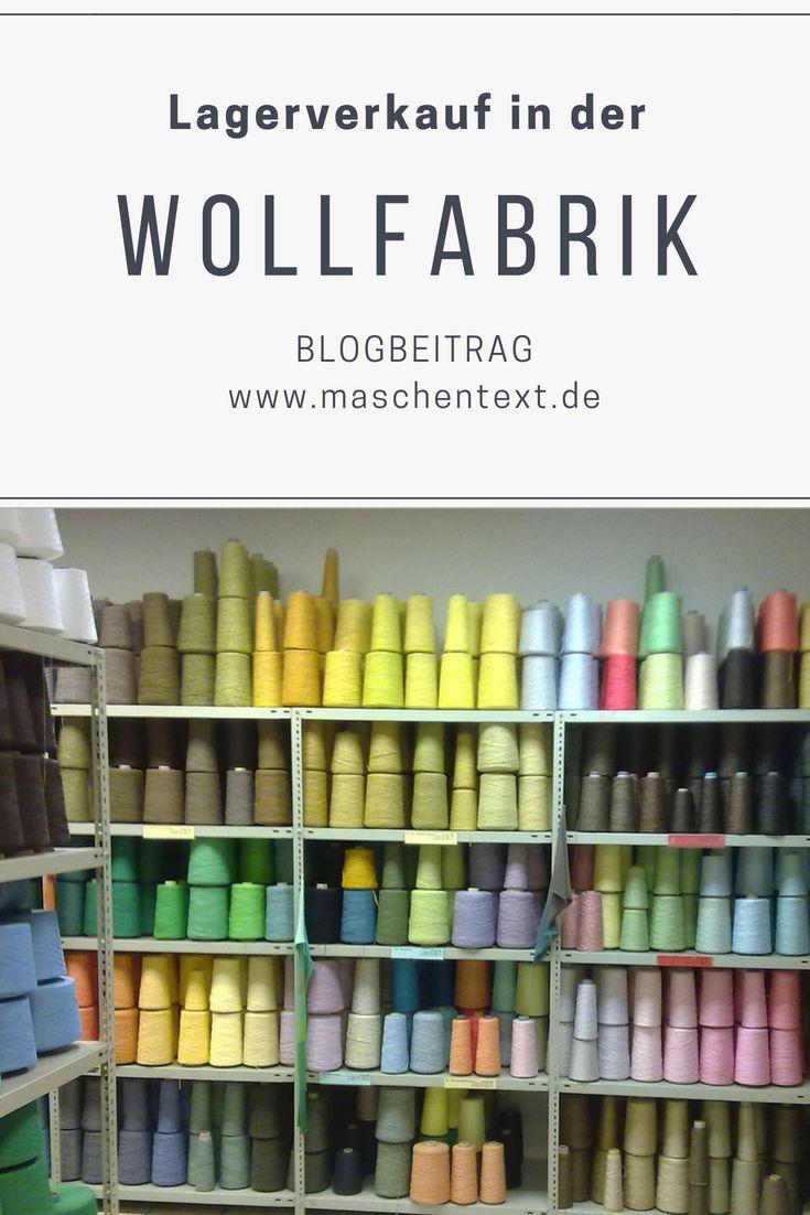 Lagerverkauf In Der Wollfabrik Hamburg Maschentext De Wolle