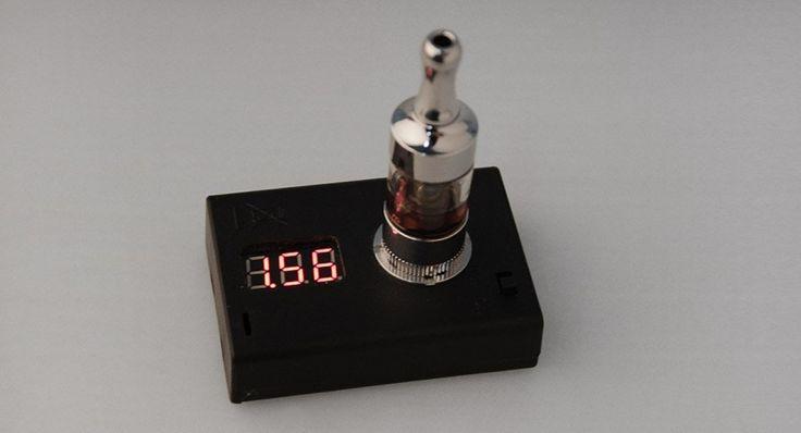 Atomizer Widerstand Tester – Ohm Meter | My-eLiquid E-Zigaretten Shop | München Sendling