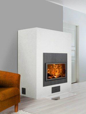 Tiileri Emilia fireplace