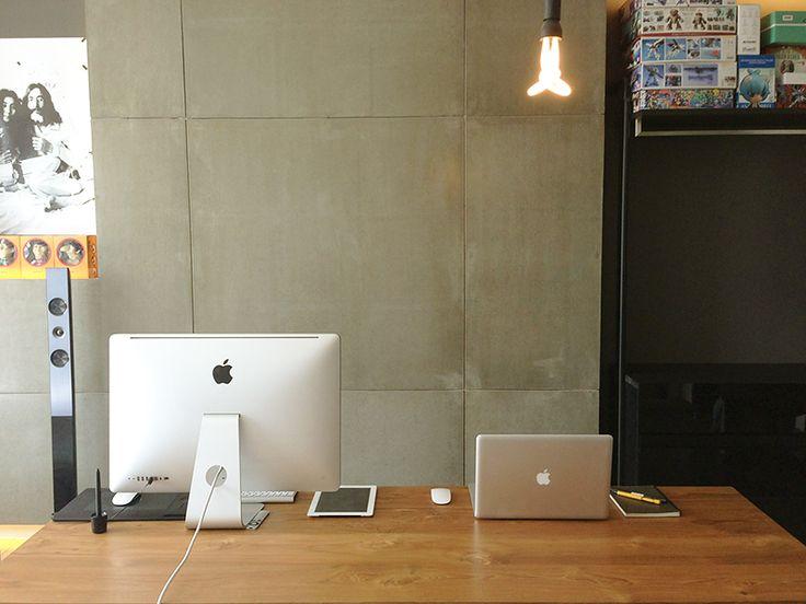 my workspace apple thailand office
