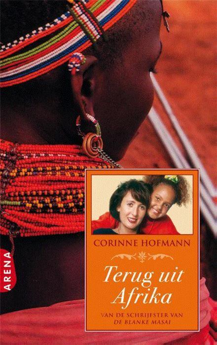 Terug uit Afrika  'Lketinga zet zijn krabbeltje op het papier en zegt: 'I don't know if I see you and Napirai again!' Dan springt hij uit de bus en we rijden weg. Nu rollen de tranen over mijn wangen.' Zo eindigde De blanke Masai van Corinne Hofmann de wereldwijde besteller waarin zij haar leven in Kenia als bruid van de Samburu-krijger Lketinga beschreef. Na haar terugkeer uit Afrika besluit Corinne contact te houden met haar Afrikaanse familie door middel van brieven en financiële steun…