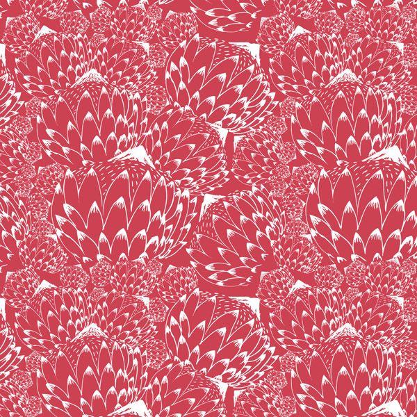 Protea design by Bonita Barendse/D4d